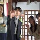 """El elenco de """"Youth Of May"""" celebra el cumpleaños de Go Min Si en el set"""