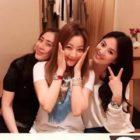 Song Hye Kyo agradece a Kim Hee Sun y a Song Yoon Ah por mostrarle amor en el set de su nuevo drama