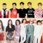 NCT DREAM consigue cuádruple corona en las listas semanales de Gaon + Brave Girls y BTS también se mantienen en los primeros puestos