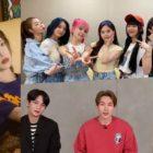 """IU comparte grandes elogios por los covers de Oh My Girl y los concursantes de """"Kingdom"""""""
