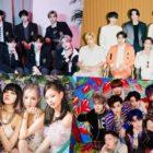ENHYPEN, BTS, BLACKPINK, NCT, ITZY y Taemin ocupan los primeros lugares en la lista de álbumes mundiales de Billboard