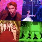 """""""Kingdom"""" revela el ranking inicial para la ronda 3 + sorprende con actuaciones poderosas junto a Miyeon de (G)I-DLE y más"""