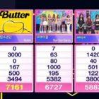 """BTS logra la segunda victoria con """"Butter"""" en """"Inkigayo""""; Actuaciones de aespa, EVERGLOW, NCT DREAM y más"""