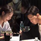Park Seo Joon y IU comparten pasión y risas al leer el guion de su nueva película