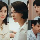"""Lee Bo Young comparte una misteriosa sonrisa en una tensa cena familiar en """"Mine"""""""