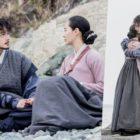 "Jung Il Woo abraza a Yuri después de reunirse en ""Bossam: Steal The Fate"""