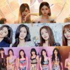 Se anuncia el ranking de reputación de marca de grupos de chicas del mes de junio