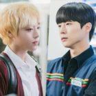 """Park Ji Hoon y Bae In Hyuk comparten un primer encuentro tenso en """"At A Distance Spring Is Green"""""""