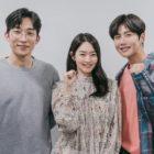 Shin Min Ah, Kim Seon Ho y Lee Sang Yi prueban la química en su primera lectura de guion para una nueva comedia romántica