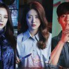 "Song Ji Hyo, Nam Ji Hyun y Chae Jong Hyeop protagonizan nuevos pósters para ""The Witch's Diner"""