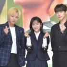 """Park Ji Hoon y Kang Min Ah hablan sobre protagonizar su primer drama en una cadena pública, """"At A Distance Spring Is Green"""""""