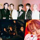 BTS logra triple corona en las listas semanales de Gaon; EXO y Ha Sung Woon logran el número 1