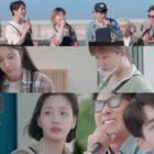 Lee Ji Ah, Lee Dong Wook, Kim Go Eun, Onew, Lee Suhyun y Yoon Jong Shin te invitan a relajarte junto al mar