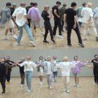 """SEVENTEEN muestra una asombrosa sincronización en vídeo de práctica de baile de """"Ready To Love"""""""