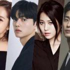 Park Min Young, Song Kang, Yura de Girl's Day y Yoon Park confirmados para un nuevo drama romántico