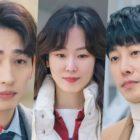 Seo Hyun Jin, Kim Dong Wook y Yoon Park forman un triángulo amoroso en próximo drama