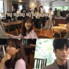 """Park Bo Young disfruta estar en un triángulo amoroso con Seo In Guk y Nam Da Reum en el set de """"Doom At Your Service"""""""