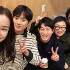 """Honey Lee y el elenco de """"Extreme Job"""" muestran amor por el debut de Lee Dong Hwi con MSG Wannabe"""