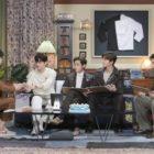 Park Seo Joon, V de BTS, Park Hyung Sik y Peakboy hacen una aparición especial en la reunión de fans de Choi Woo Shik