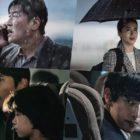 La nueva película de desastre protagonizada por Song Kang Ho, Jeon Do Yeon, Lee Byung Hun, Im Siwan y más, revela un póster e imágenes dramáticas