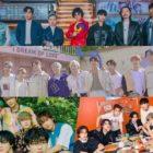 MSG Wannabe, BTS, NCT DREAM y SEVENTEEN encabezan las listas mensuales y semanales de Gaon