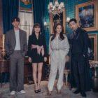 "Song Ji Hyo, Nam Ji Hyun, Chae Jong Hyeop y Ha Do Kwon hablan sobre concepto de horror y fantasía de ""The Witch's Diner"""