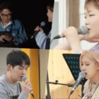 Rosé de BLACKPINK, Lee Suhyun de AKMU, Onew de SHINee y más interpretan dulces covers + Rosé muestra sus habilidades con el piano y la guitarra