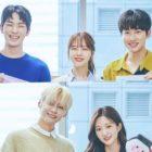 Minah, Kwon Hwa Woon, An Woo Yeon, Lee Jin Hyuk, y más asisten a la lectura de guion de nuevo drama romántico