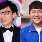 """Yoo Jae Suk y Jo Se Ho entran en contacto con un caso de COVID-19 + se cancelan las grabaciones de """"The Sixth Sense 2"""" y """"Running Man"""""""
