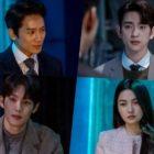 """Ji Sung presenta Jinyoung de GOT7 a su equipo oculto en """"The Devil Judge"""""""