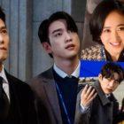 """""""The Devil Judge"""" revela un nuevo vistazo de Ji Sung, Jinyoung de GOT7 y más en el detrás de cámaras"""