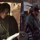 """""""Kingdom: Ashin Of The North"""" muestra la escala épica de la producción en fotos detrás de escena"""