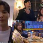 """Kim Ji Suk no puede dejar de burlarse de Jung So Min en el detrás de las cámaras de """"Monthly Magazine Home"""""""
