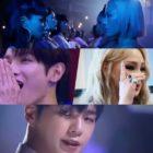 """Taeyong de NCT, Kang Daniel, CL, BoA, PSY y Jessi lucen emocionados por la competencia en el adelanto de """"Street Woman Fighter"""""""
