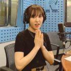 Wendy habla sobre su entusiasmo por el esperado regreso de Red Velvet en agosto