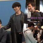 """Jinyoung de GOT7, Ji Sung y más, se mantienen animados mientras filman escenas emotivas para """"The Devil Judge"""""""