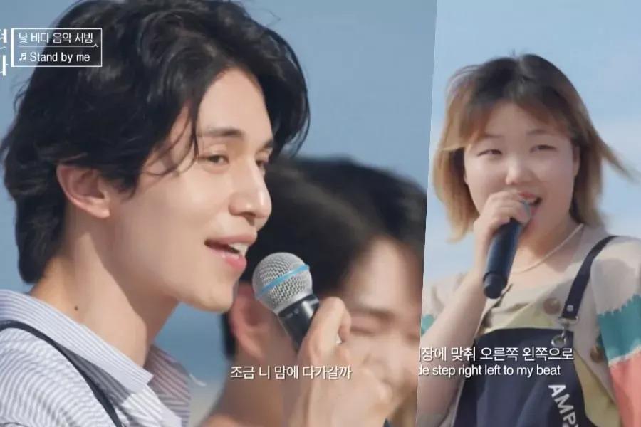 """Lee Suhyun de AKMU hace un cover de """"Butter"""" de BTS + Lee Dong Wook se une a Onew, 10cm y más para interpretar """"Stand By Me"""" de SHINee"""