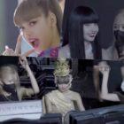 """Las integrantes de BLACKPINK visitan a Lisa en el set de su MV de """"Lalisa"""""""