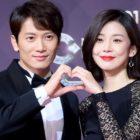 Ji Sung sube una dulce publicación en celebración de su 8vo aniversario de boda con Lee Bo Young