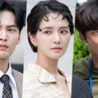 "Kim Min Jae y Hwang Hee protegen a una enojada Park Gyu Young en ""Dali And Cocky Prince"""
