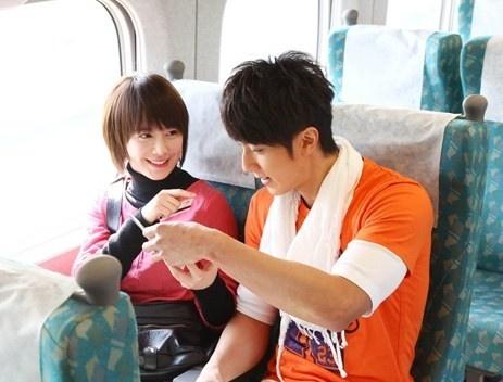 "Wu Zun & Goo Hye Sun to Star in Japanese Manga Remake of ""Absolute Boyfriend""?"