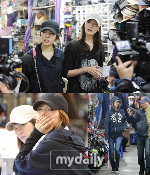 "SNSD's Yoona & Sunny Reveal Radiating Beauty in ""Running Man"""