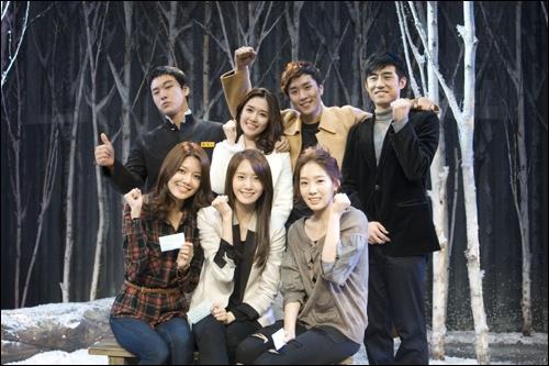 """SNSD's Sooyoung Visits Sister's Musical """"Winter Sonata"""""""