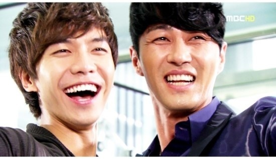 Cha Seung Won and Lee Seung Gi – Rivals or a New Combo?