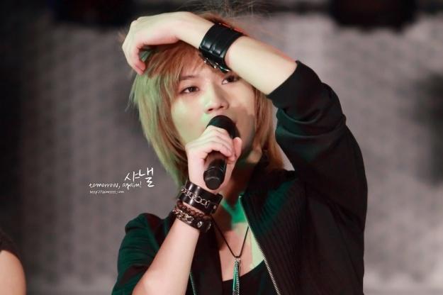 SHINee at SBS Tomorrow Concert