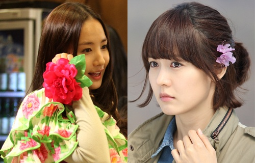 Sung Yuri vs. Park Min Young: Who's the Flower Goddess?