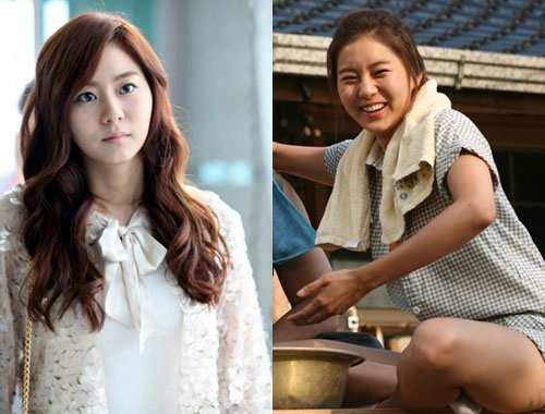 The Two Sides of Uee's Acting: Luxurious and Rural