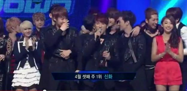 Mnet M! Countdown – April 19, 2012