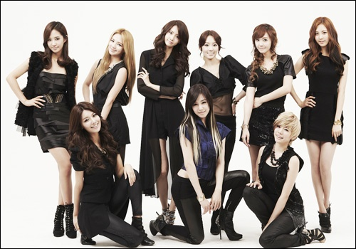 SNSD Featured in New York City's Largest Tabloid