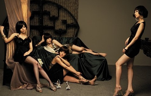 Brown Eyed Girls and their New Album
